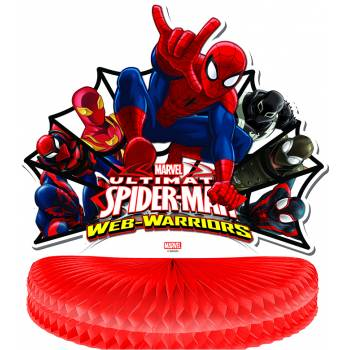 Centre de table Spiderman Web Warriors