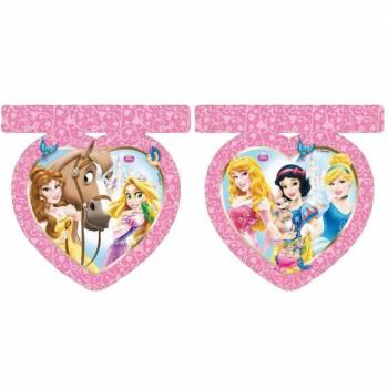 Guirlande 11 fanions Princesses Disney