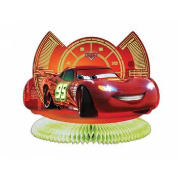 Centre de table Cars néon