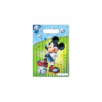 6 Sachets Mickey foot