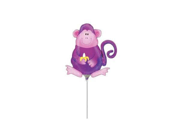Mini ballon hélium Jungle- deco anniversaire