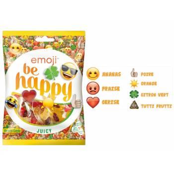 Bonbons emoji Be Happy