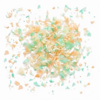 Confettis en papier mint 50gr