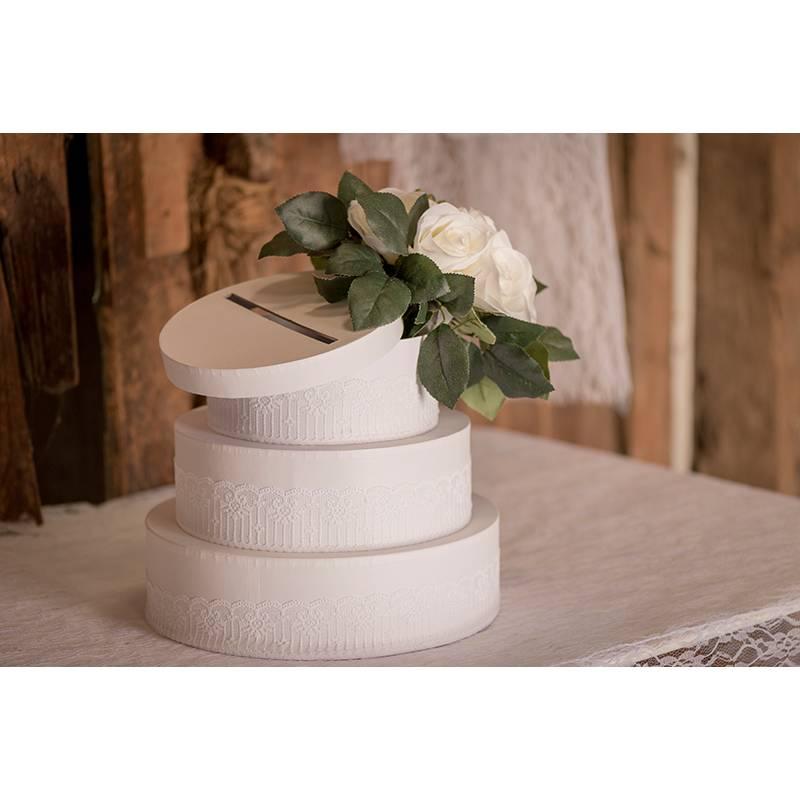 Urne Gâteau De Mariage