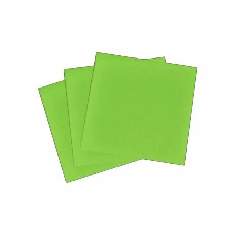 Paquetde 50 serviettes Dimensions: 40 cm x 40 cm