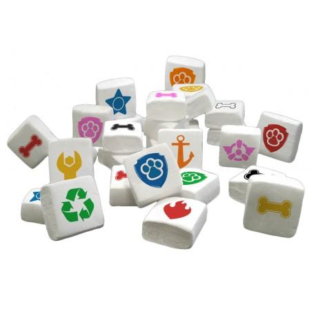 Les Guimize sont des guimauves Marshmallow La quantité est à choisir dans le menu déroulant : 32 unités ou 96 unités Elles sont livrés...
