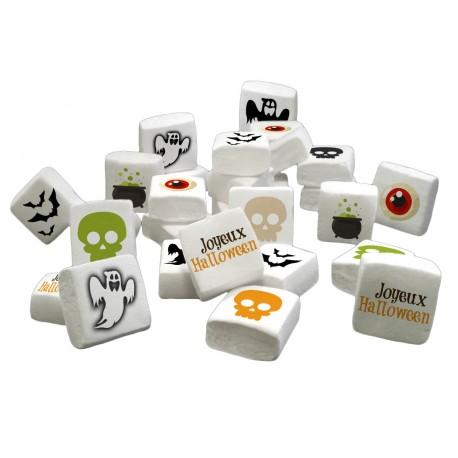 Les Guimizes sont des guimauves Marshmallow La quantité est à choisir dans le menu déroulant : 32 unités ou 96 unités Elles sont...