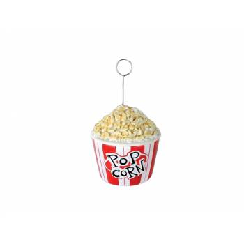 Porte menu/lest ballon Pop corn