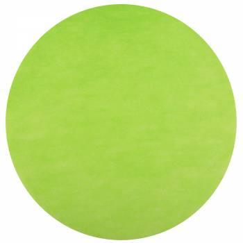 50 Sets de table intissé vert