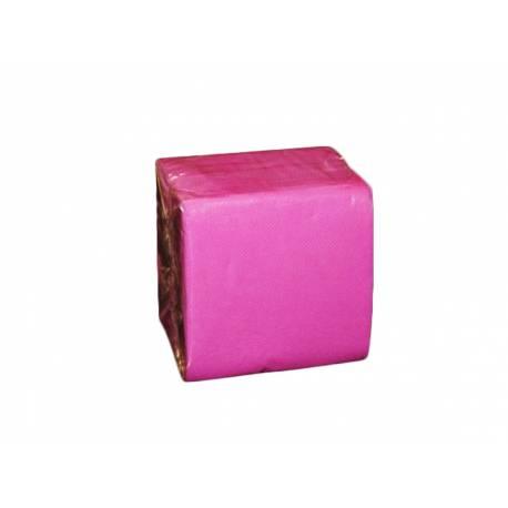 Paquet de 100 mini serviettes en papier idéal pour les cocktails et le dessert Dimensions ouverte : 20 cm x 20 cm Dimensions fermée : 10...