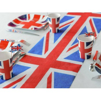 Chemin de table jetable UK