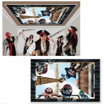 Décor de plafond Pirate