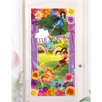 Décor de porte Fairies
