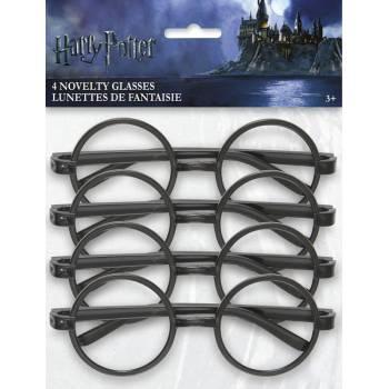 4 Paires lunettes Harry potter