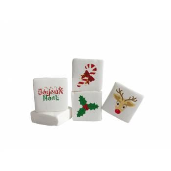 Guimize personnalisé texte décor Joyeux Noël