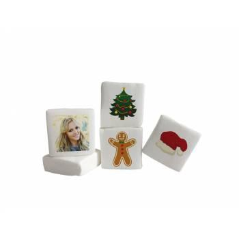 Guimize personnalisé photo décor Noël