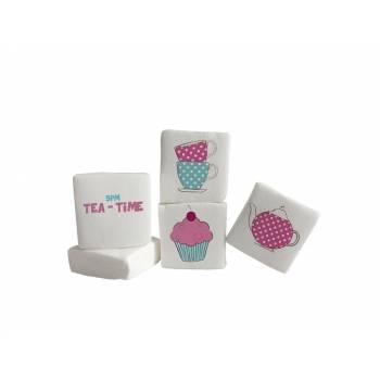 Guimize personnalisé texte décor Tea Time