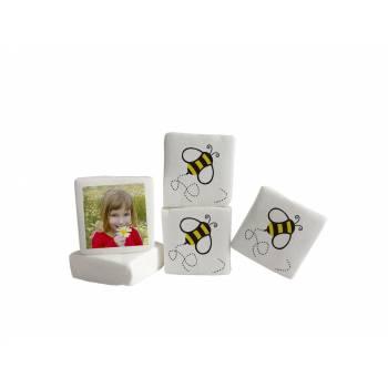Guimize personnalisé photo décor abeilles