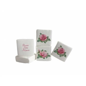 Guimize personnalisé texte décor Roses