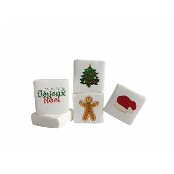 Guimize personnalisé texte décor Noël