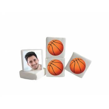 Guimize personnalisé photo décor Basket