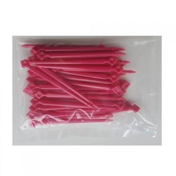 50 Piques à bonbons GM rose