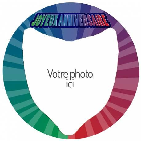 Personnalisé GLOSS Ninja Fête D/'Anniversaire Sac Étiquettes Sweet Cône stickers