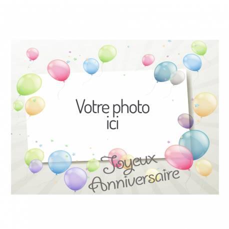 Feuille de sucre imprimée avec de l'encre alimentaire pour décorer vos gâteaux d'anniversaires.Taille A4 USA ( 21 cm x 27 cm) Peut...