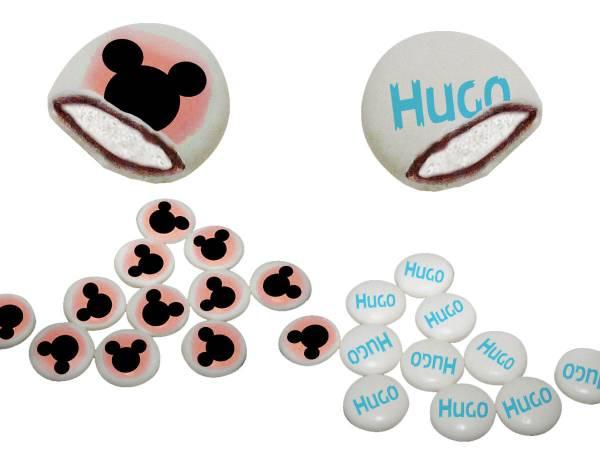 Bonbon Chamachoc décor Mickey personnalisé
