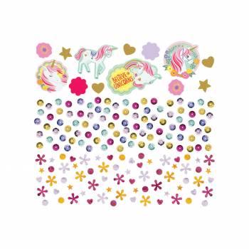 Confettis Licorne magique