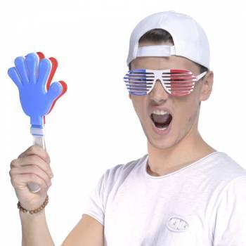 Clap Clap tricolore français