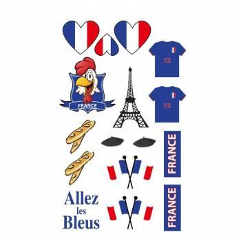 Tatoos assortis France