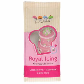 Mix glaçage royal Funcakes 450gr