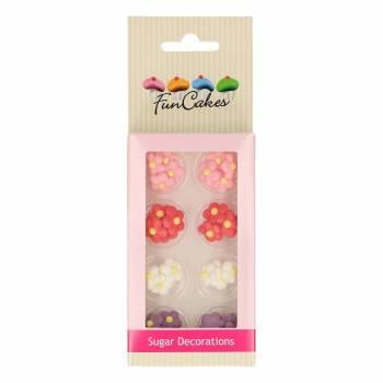 Décors en sure Funcakes petites fleurs