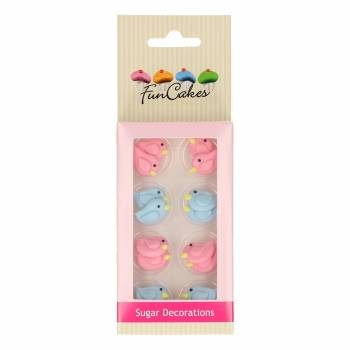 Décors en sure Funcakes birds love