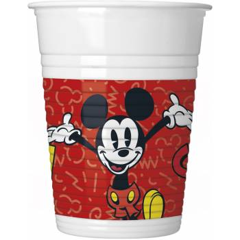 8 Gobelets Mickey cool