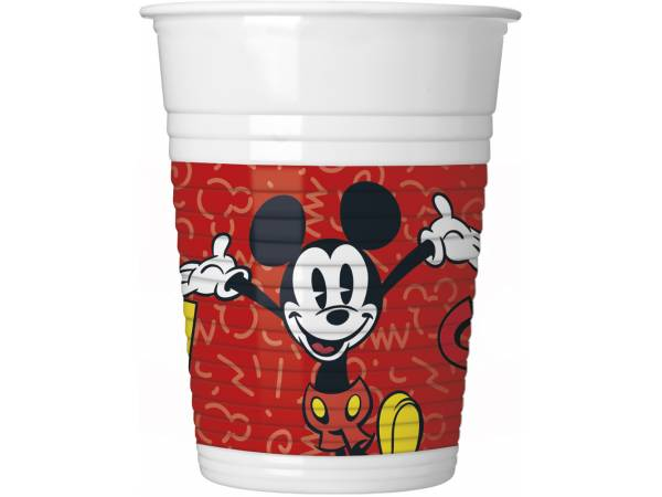 Gobelets Mickey cool