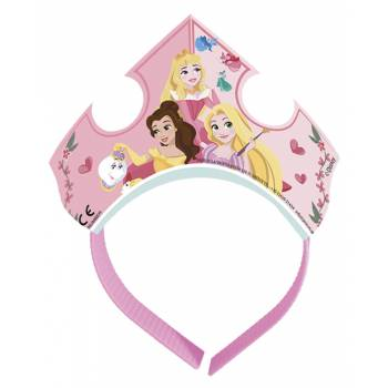 4 Tiares Princesses Disney rêve
