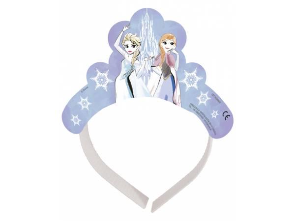 Anniversaire Princesses disney Tiares princesses disney La Reine des Neiges sparkle
