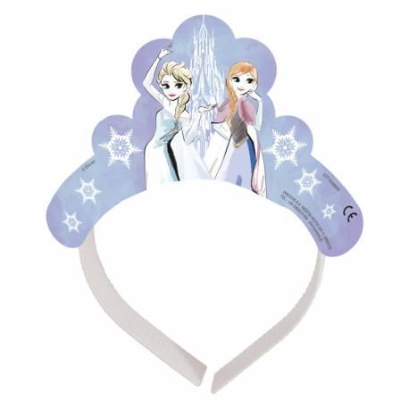 4 Tiares La Reine des Neiges sparkle