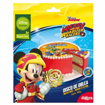 Disque azyme Mickey et compagnie 20cm