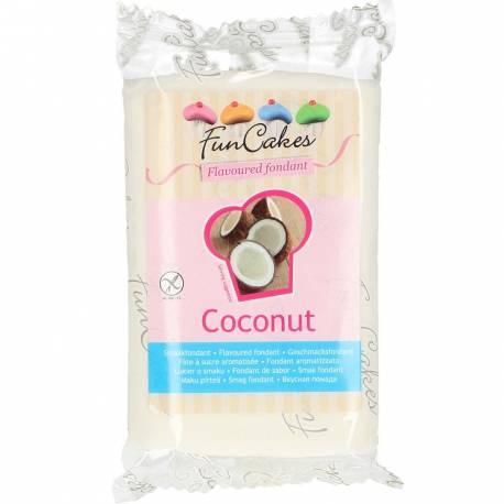 Cette pâte à sucre FunCakes au délicieux parfum de noix de coco donne à vos créations une toute autre dimension ! Utilisez là pour...