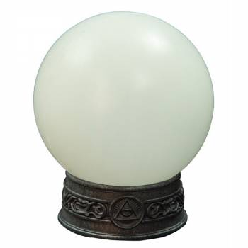 Boule de cristal son et lumière