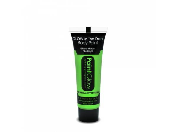 maquillage body paint phosphorescent vert. Black Bedroom Furniture Sets. Home Design Ideas