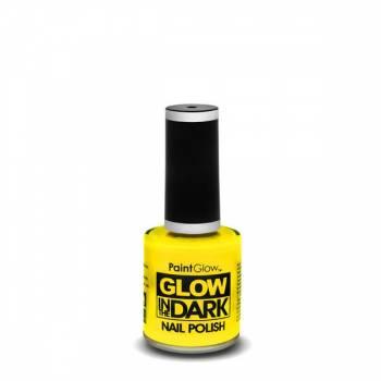 Vernis à ongles phosphorescent jaune