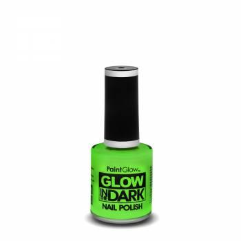 Vernis à ongles phosphorescent vert