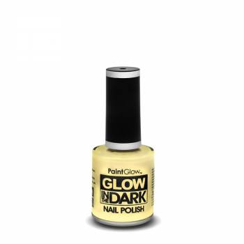 Vernis à ongles phosphorescent invisible