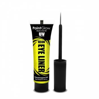 Eye liner applicateur UV jaune