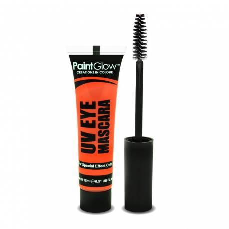 Mascara pour yeux UV réactive La gamme UV réactiveest idéal pour toutes vos soirées en boîte de nuit! Ce produit est : - Il est UV...
