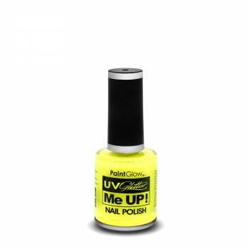 Vernis Glitter UV Sorbet citron